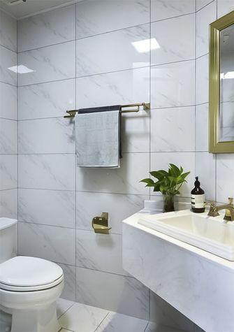 80平米宜家风格卫生间装修案例