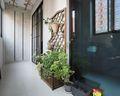 50平米一室一厅中式风格阳台图
