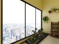 20万以上140平米别墅欧式风格阳台图