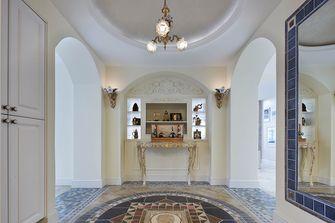 140平米四室三厅法式风格玄关设计图
