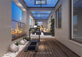 140平米四室三厅美式风格健身室装修案例