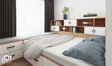 140平米四室三厅北欧风格卧室效果图