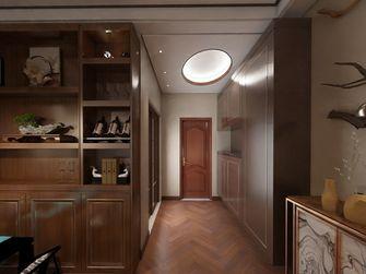 110平米三室两厅新古典风格走廊装修图片大全