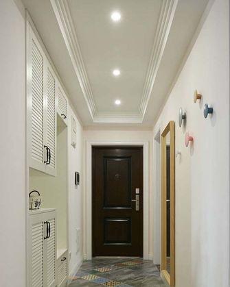 130平米三室两厅北欧风格玄关图片