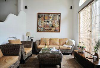 130平米四室两厅田园风格卧室装修案例
