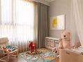 130平米四室两厅美式风格儿童房装修案例