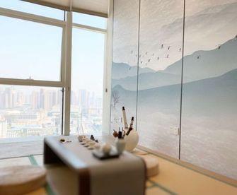 70平米日式风格书房装修效果图