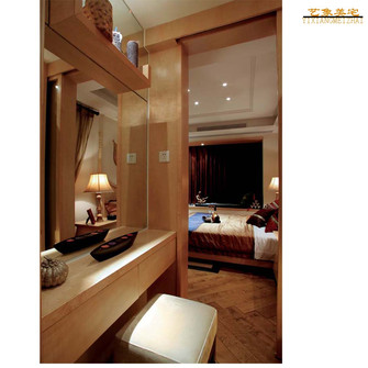 140平米四室两厅东南亚风格梳妆台欣赏图