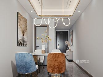 100平米新古典风格餐厅装修图片大全