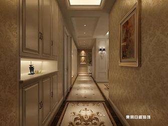 130平米三室两厅新古典风格走廊装修效果图