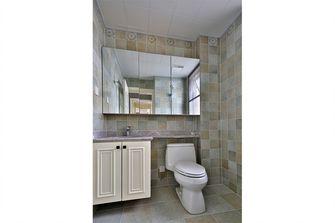 100平米三室五厅混搭风格卫生间装修图片大全