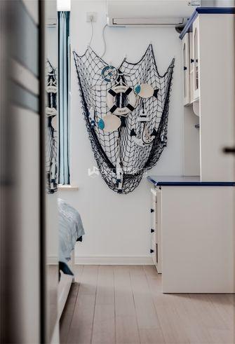 90平米三室两厅地中海风格走廊装修图片大全