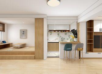 60平米一室一厅日式风格厨房效果图