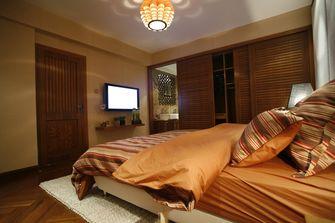 15-20万140平米四室三厅东南亚风格卧室欣赏图