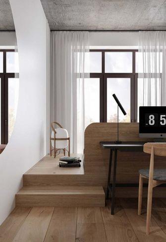 70平米公寓混搭风格卧室效果图
