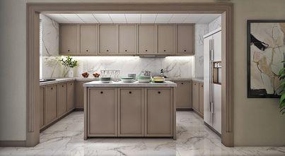 140平米三室两厅新古典风格厨房装修效果图