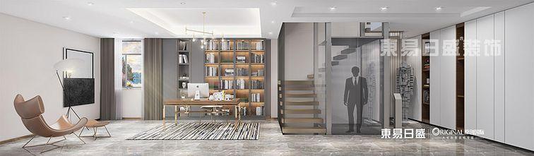 140平米别墅其他风格书房装修效果图