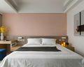 130平米三室一厅东南亚风格卧室装修图片大全