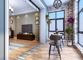 130平米四室两厅美式风格阳光房图片