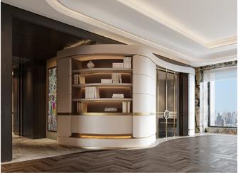 140平米一居室美式风格玄关效果图