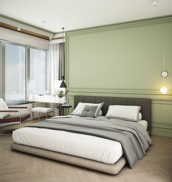 100平米三室一厅欧式风格卧室装修效果图