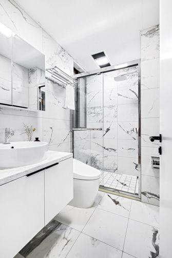 80平米四室两厅北欧风格卫生间图片