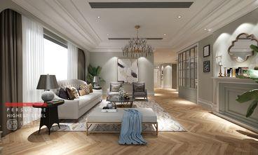 豪华型140平米别墅北欧风格客厅装修案例