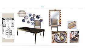 富裕型110平米三室一廳歐式風格其他區域裝修案例