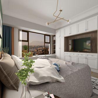 120平米三室两厅北欧风格阳光房图片大全