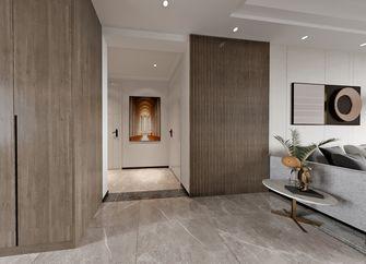 120平米三室三厅现代简约风格走廊装修案例