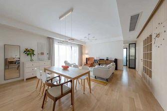 120平米日式风格餐厅设计图