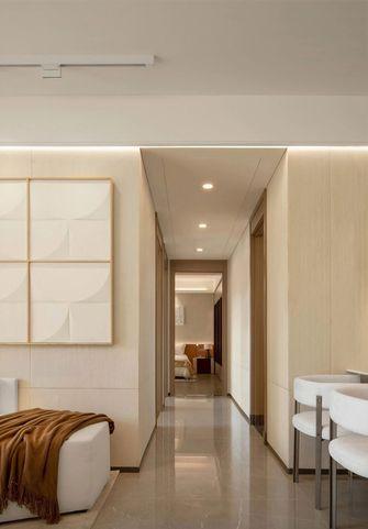 80平米三室一厅现代简约风格走廊图