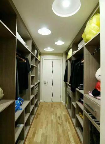 10-15万80平米三室两厅北欧风格衣帽间鞋柜欣赏图