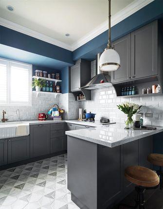60平米美式风格厨房设计图