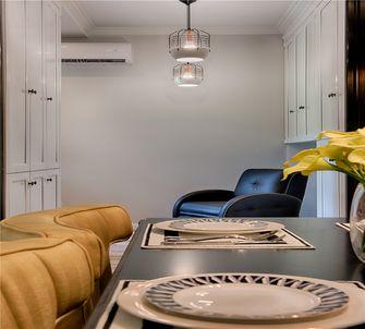 80平米一室一厅新古典风格餐厅装修案例