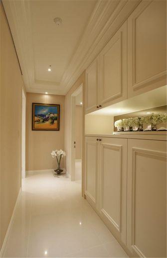 140平米三室两厅欧式风格走廊装修案例