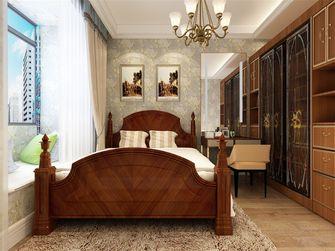 70平米一室两厅美式风格卧室装修效果图