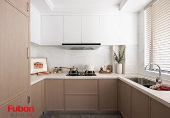 经济型140平米四室三厅日式风格厨房图