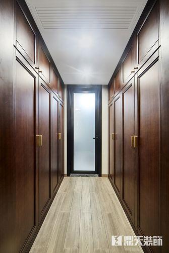 120平米三室两厅中式风格衣帽间图片