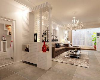 120平米三室五厅现代简约风格其他区域图片