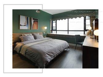 100平米四室两厅北欧风格卧室装修案例