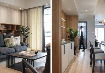 130平米四室三厅北欧风格走廊装修图片大全