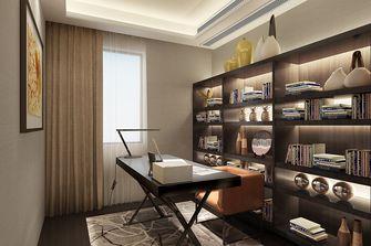 100平米一居室中式风格书房欣赏图