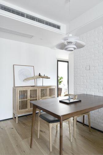 80平米三室一厅宜家风格书房装修案例
