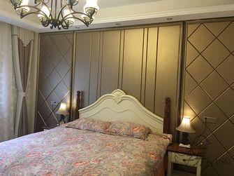 140平米四田园风格卧室装修图片大全