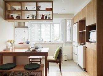 60平米一室两厅北欧风格餐厅图片大全