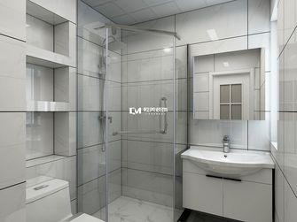 80平米北欧风格卫生间装修效果图