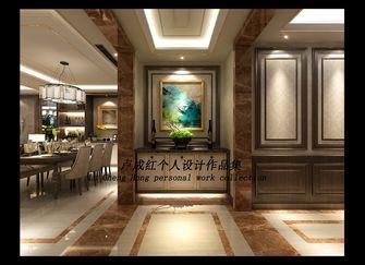 130平米三室一厅其他风格玄关装修效果图