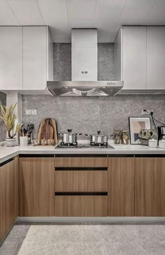 120平米三北欧风格厨房图片大全