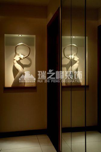 5-10万140平米三室两厅东南亚风格玄关图片大全